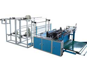 5-Roll/Layer EPE Foam Sheet Slicing Machine & Punching Machine
