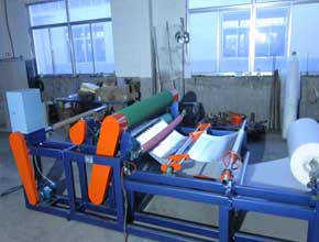 EPE Laminating Machine