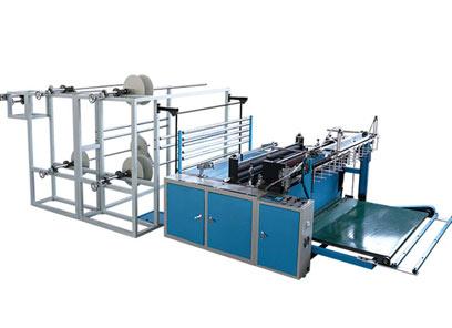 5-Roll/Layer EPE Foam Sheet Slicing Machine & Punching Machine