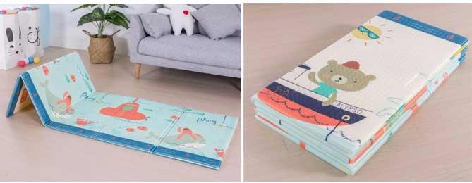 XPE folding mat