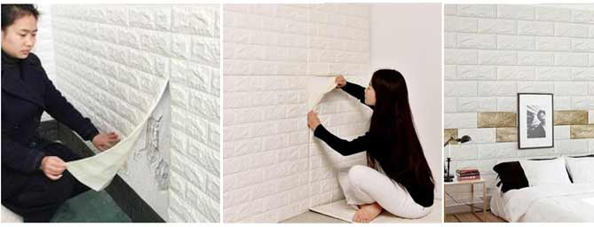 XPE 3d wall
